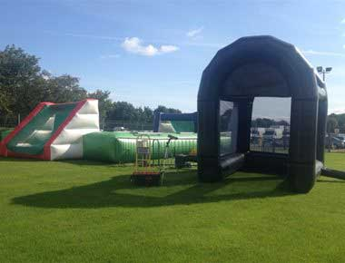 Hire Chipping Challenge Inflatable