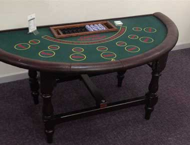Fun Casino Poker Table