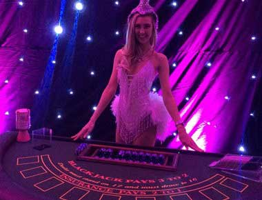 Hire fun casino Poker tables