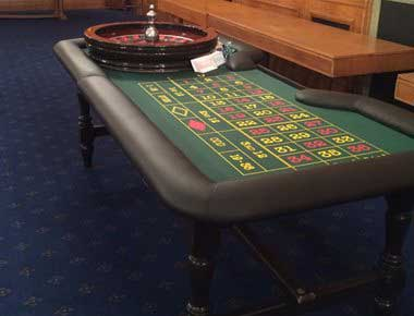 Fun Casino Roulette Table