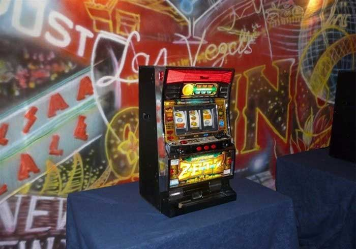 Hire Slot Machines