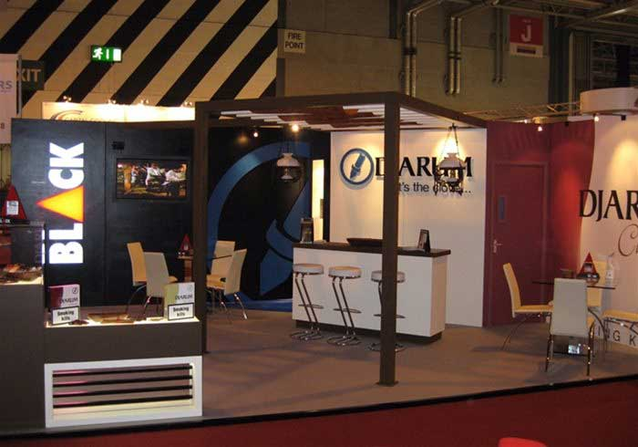 Exhibition Stands for any sizes