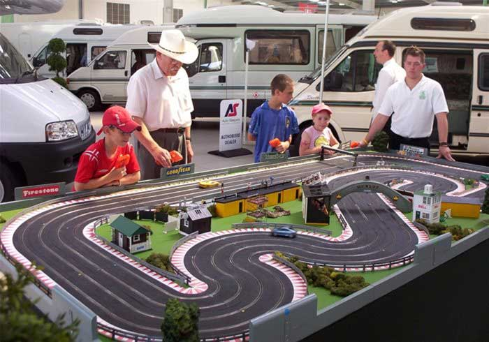 Hire Giant Scalextric