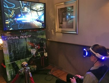Virtual Reality Game Sets
