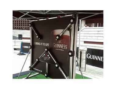 Hire Batak wall games for promotions