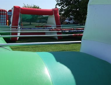 Human Table Football for hire