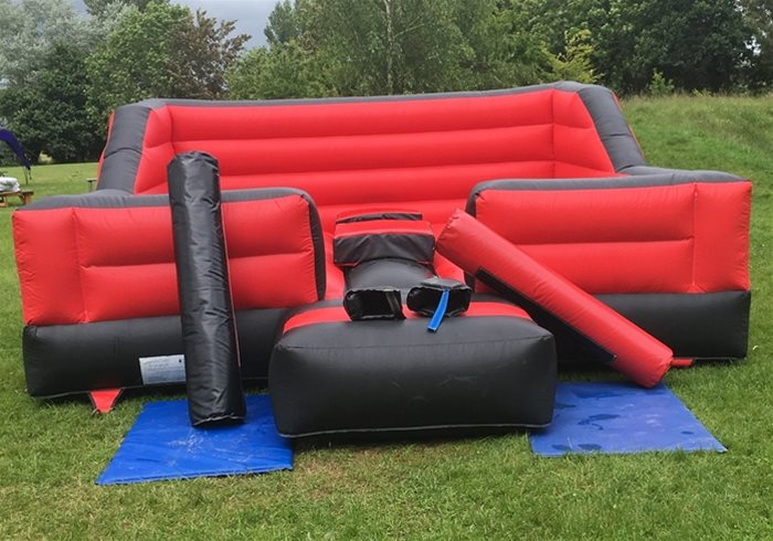 Hire Inflatable Gladiator Joust