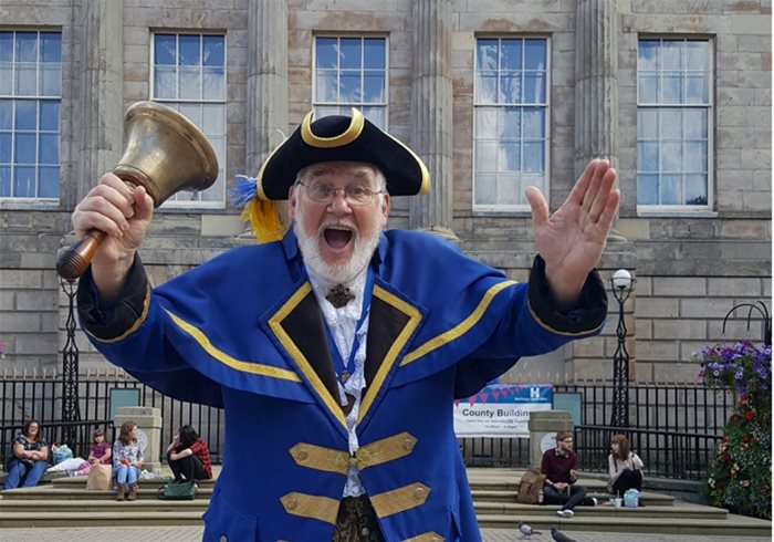Town Criers to hire for events