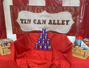 Hire Tin Can Alley