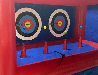 Hire Inflatable Archery Game