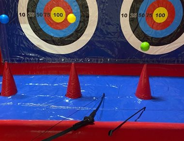 Hire Fun Inflatable Archery