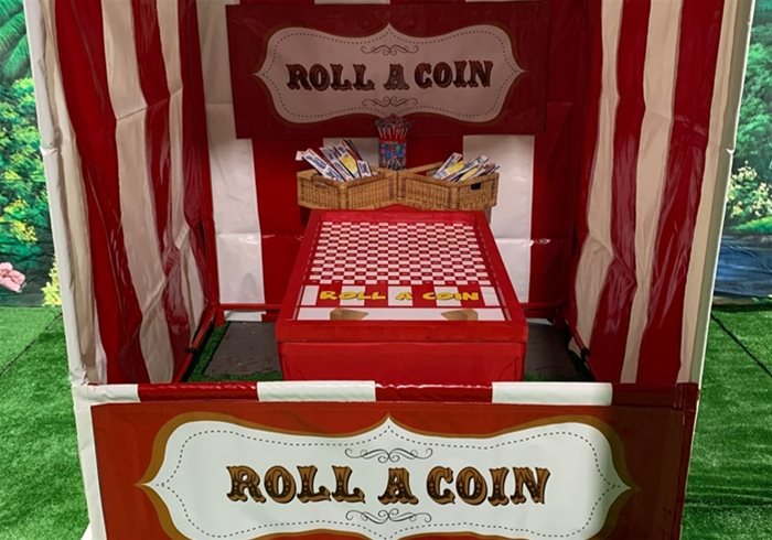 Hire Fairground Side Stall