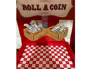 roll a coin hire