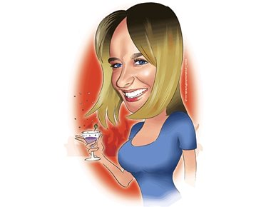 Hire Digital Caricaturist