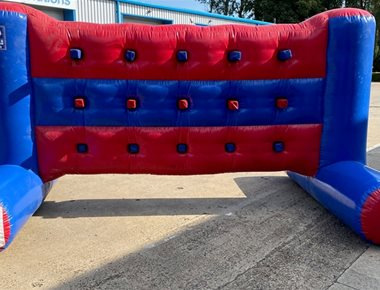 Inflatable Batak Wall