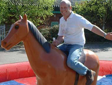 Hire Rodeo Horse Ride