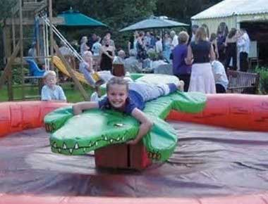 Hire Rodeo Raft Ride