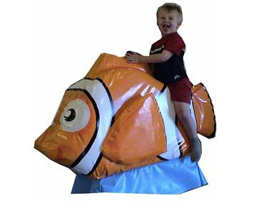 Hire Rodeo Fish Ride