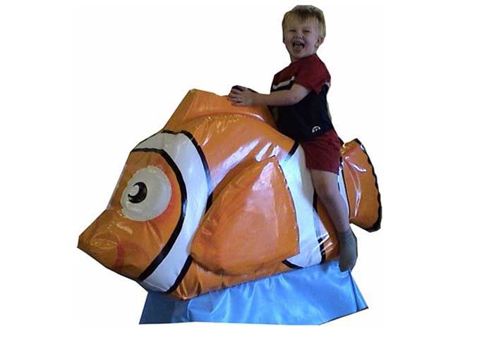 Rodeo Fish Ride