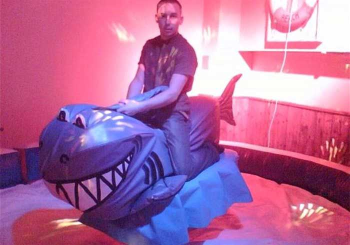 Hire Rodeo Shark Ride