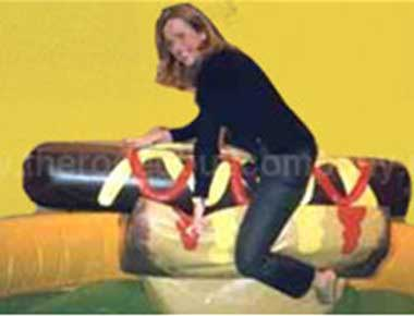 Hire Rodeo Hot Dog Ride