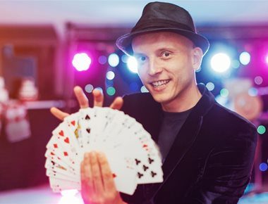 Close up Magician