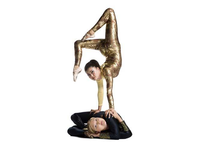Contortionists