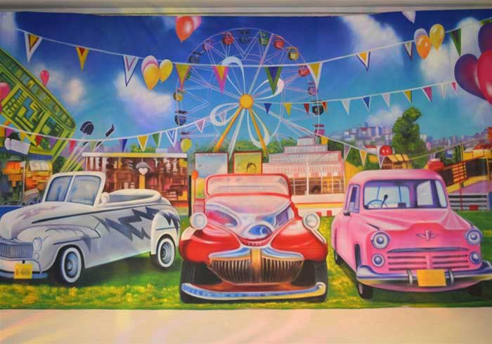 Hire 1950s Theme Parties