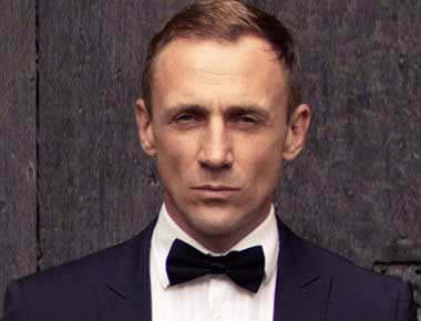 Daniel Craig Lookalike as James Bond