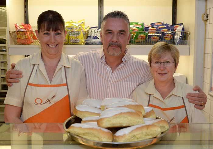 GBBO Paul Hollywood Lookalike