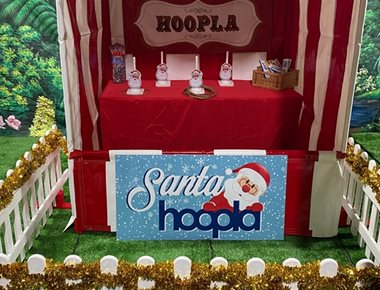 Hire Christmas Side Stalls