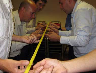 Team Building Challenges and games