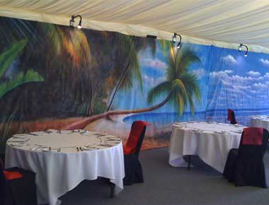 Hire Beach Party Theme Party