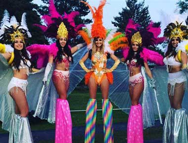 Hire Carnival Theme Parties