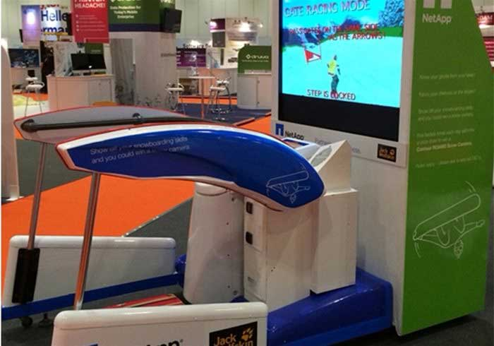 Hire Alpine Surfer Simulator