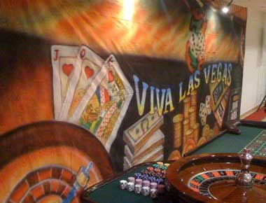 HIre Casino Theme Parties