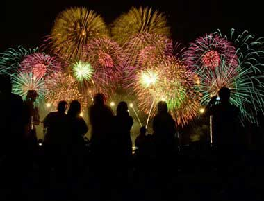 Hire Firework Displays