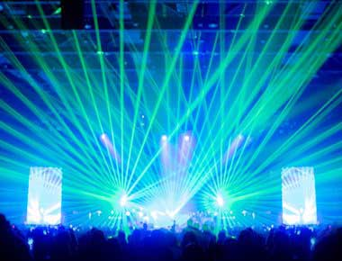Hire Laser Shows