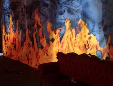 Hire Fire and Ice Theme Parties