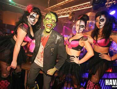 Hire Halloween Theme Parties