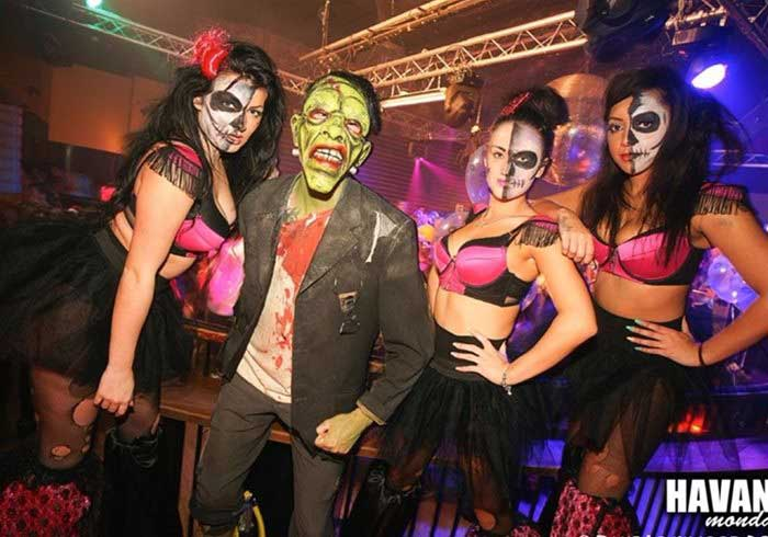 Halloween Theme Party.Halloween Theme Parties Hire Or Book Theme Nights Es Promotions