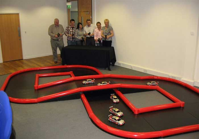 Hire Remote Control Cars and Track