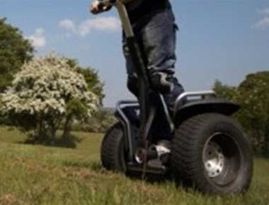 Segways for Teambuilding