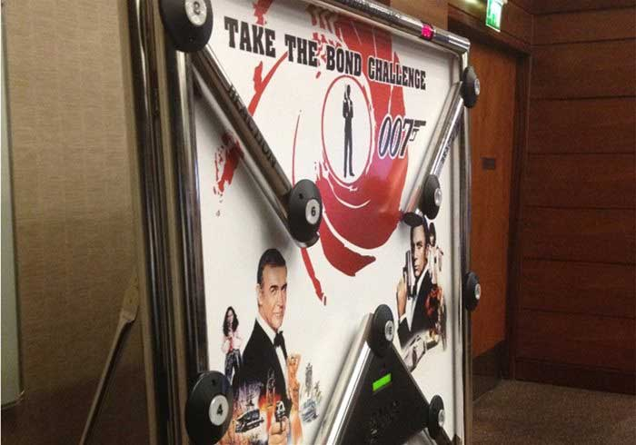 Batak wall hire for a theme party