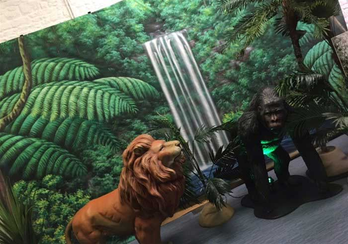 Hire Jungle Theme Parties