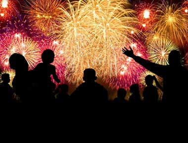Event Firework Displays
