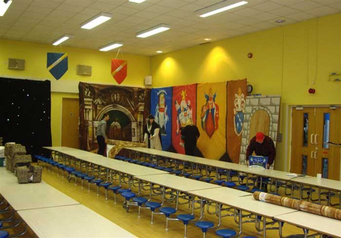 Hire Medieval Theme Parties