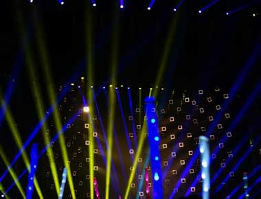 Laser Shows for Events