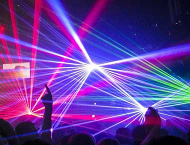 Great Laser Shows
