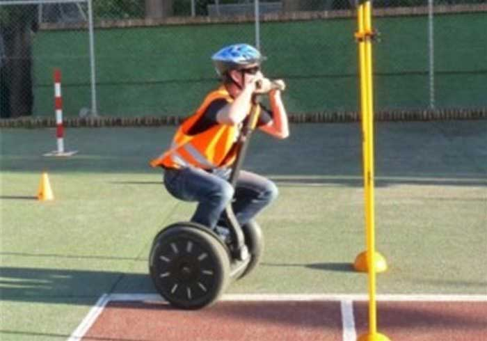 Segway Competition